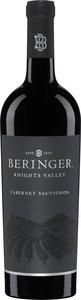 Beringer Knights Valley Cabernet Sauvignon 2012, Sonoma County Bottle