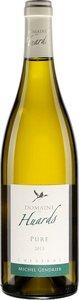 Domaine Des Huards Cheverny 2013 Bottle