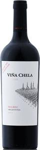 Vina Chela Reserve Malbec 2013, Mendoza Bottle