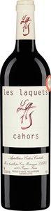 Les Laquets Cahors 2010 Bottle