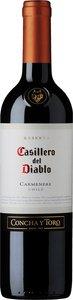 Casillero Del Diablo Reserva Carmenère 2012 Bottle