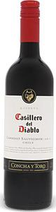 Casillero Del Diablo Cabernet Sauvignon 2008, Reserva  Bottle