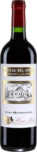 Chateau Bel Orme Tronquoy De Lalande 2009 Bottle