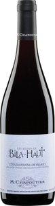 M. Chapoutier Les Vignes De Bila Haut Côtes Du Roussillon Villages 2013, Ac Bottle