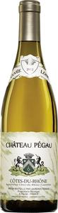 Château Pégau Cuvée Lône 2014, Côtes Du Rhône Bottle