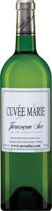 Cuvée Marie Jurançon Sec 2013 Bottle