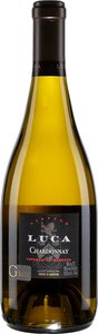 Luca G Lot Chardonnay 2012, Tupungato, Mendoza Bottle
