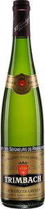 Trimbach Gewurztraminer Cuvée Des Seigneurs De Ribeaupierre 2007 Bottle