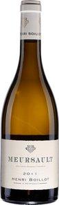 Domaine Henri Boillot Meursault 2011 Bottle