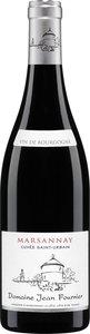 Domaine Jean Fournier Marsannay Les Longeroies 2013 Bottle