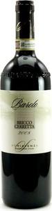 Schiavenza Bricco Cerretta Barolo 2008, Docg Bottle