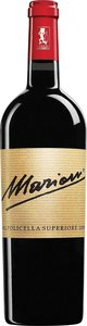 Valpolicella Superiore   Marion 2009 Bottle