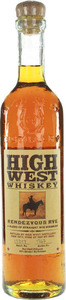 High West Rendez Vous Bottle