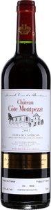 Château Côte Montpezat 2005, Ac Côtes De Castillon Bottle