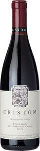 Cristom Mt. Jefferson Pinot Noir 2011 Bottle