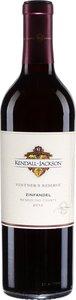 Kendall Jackson Vintner's Reserve Zinfandel 2012, Mendocino County Bottle