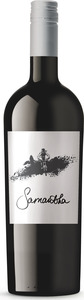 Samantha Cequeira Vineyard Syrah 2013, Okanagan Valley Bottle