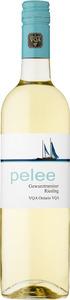 Pelee Island Gewurztraminer Riesling 2013, Ontario VQA Bottle