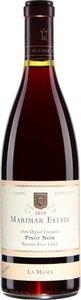 Marimar Estate La Masía Pinot Noir 2013, Don Miguel Vineyard, Russian River Valley, Sonoma Bottle