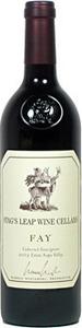 Stag's Leap Fay Cabernet Sauvignon 2011 Bottle