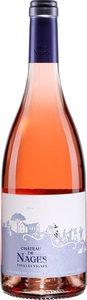 Château De Nages Vieilles Vignes Rosé 2014, Costières De Nîmes Bottle