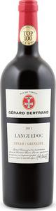 Gérard Bertrand Languedoc Syrah/Grenache 2011, Ap Bottle