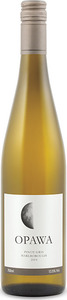 Opawa Pinot Gris 2014 Bottle
