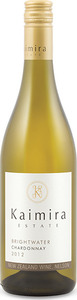 Kaimira Estate Brightwater Chardonnay 2012 Bottle