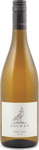 Salwey Pinot Gris 2013, Qualitätswein Bottle
