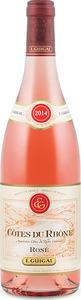 E. Guigal Côtes Du Rhône Rosé 2014, Ac Bottle