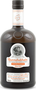 Bunnahabhain Ceòbanach Islay Single Malt, Un Chillfiltered Bottle