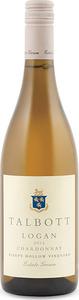 Talbott Logan Sleepy Hollow Vineyard Chardonnay 2013, Santa Lucia Highlands, Monterey County Bottle