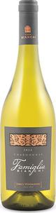 Famiglia Bianchi Chardonnay 2014, San Rafael, Mendoza Bottle