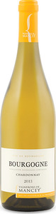 Vignerons De Mancey Bourgogne Chardonnay 2013, Ac Bottle