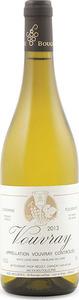 Domaine Toussaint Vouvray 2013, Ac Bottle
