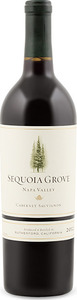 Sequoia Grove Cabernet Sauvignon 2012, Napa Valley Bottle