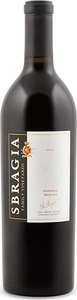 Sbragia Family Vineyards Home Ranch Merlot 2012, Dry Creek Valley, Sonoma County Bottle