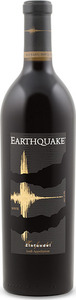 Earthquake Zinfandel 2012, Lodi Bottle
