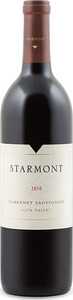 Starmont Cabernet Sauvignon 2010, Napa Valley Bottle