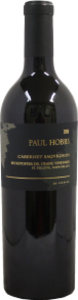 Paul Hobbs Beckstoffer Dr. Crane Vineyard Cabernet Sauvignon 2011, St. Helena, Napa Valley Bottle