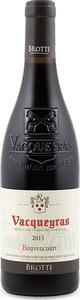 Brotte Bouvencourt Vacqueyras 2013, Ac Bottle