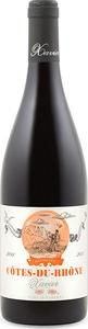 Xavier Côtes Du Rhone 2011 Bottle