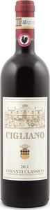 Cigliano Chianti Classico 2011, Docg Bottle