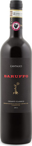 Cantalici Baruffo Chianti Classico 2011, Docg Bottle