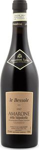Igino Accordini Le Bessole Amarone Della Valpolicella Classico 2007, Doc Bottle
