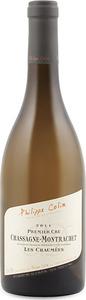 Philippe Colin Chassagne Montrachet Les Chaumées Premier Cru 2011 Bottle