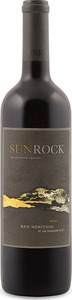 Sunrock By Jackson Triggs Red Meritage 2010, BC VQA Okanagan Valley Bottle