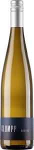 Klumpp Riesling 2013, Qualitätswein Bottle