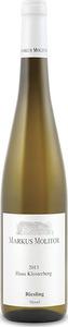 Markus Molitor Haus Klosterberg Riesling 2013, Qualitätswein Bottle