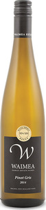Waimea Pinot Gris 2014, Nelson, South Island Bottle